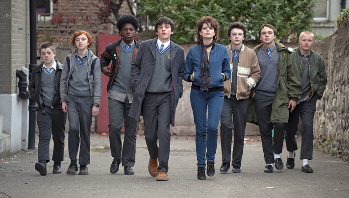 Sing Street opens this weekend, but we got a sneak preview at this funny and touching Irish-theme 'musical'. Make sure you catch it in the theater! - SahmReviews.com