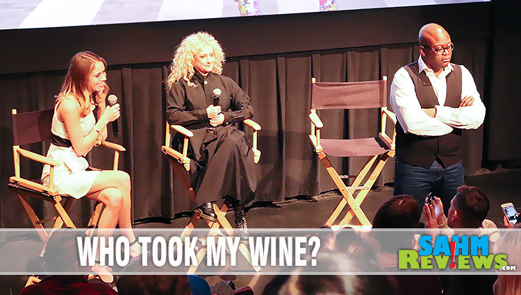 Tituss Burgess and Carol Kane Interview