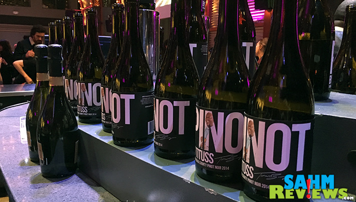 Inspired by the hit Netflix original Unbreakable Kimmy Schmidt, Tituss Burgess launched a line of Pinot Noir. - SahmReviews.com #StreamTeam #PinotByTituss