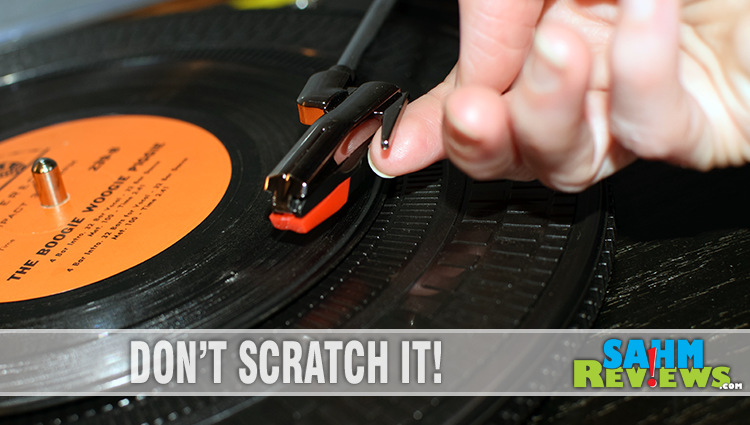Vinyl is Back! Listen Live or Burn to MP3