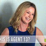Emily VanCamp takes a big step with her role as Agent 13, Sharon Carter in Captain America: Civil War. - SahmReviews.com #CaptainAmericaEvent
