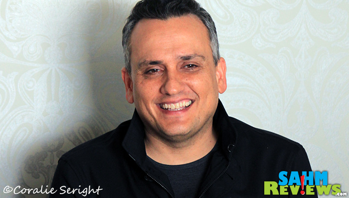 Director Joe Russo discusses Tom Holland and Superman during our exclusive interview. - SahmReviews.com #CaptainAmericaEvent