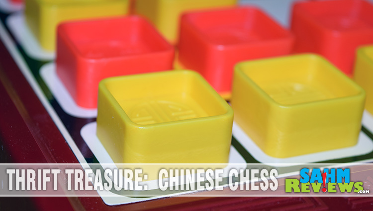 Thrift Treasure: Chinese Chess