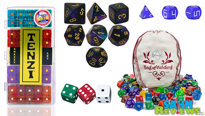 Just because you lost one of your dice from your favorite game doesn't mean you have to throw it out! Check out all of these resources to replace it! - SahmReviews.com