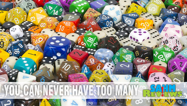Let's Talk Replacement Dice