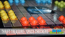 Thrift Treasure: Space Checkers