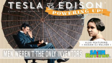 Tesla vs Edison Board Game Overview