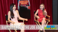 Sofia Carson and Sabrina Carpenter on Fashion, Role Models and Stealing Bras