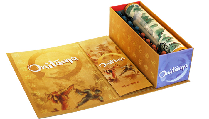 Arcane Wonders brought the popular Japanese game of Onitama to our shores for us to enjoy. Find out why it was the perfect hotel room game for us! - SahmReviews.com