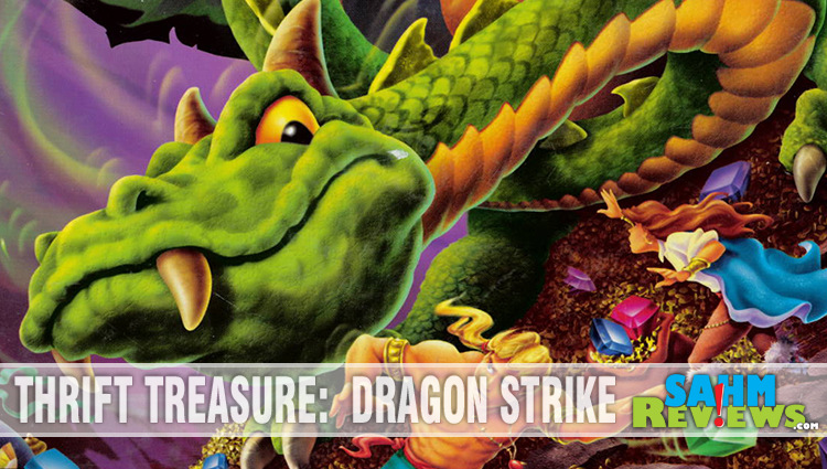 Thrift Treasure: Dragon Strike