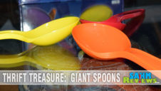 Thrift Treasure: Giant Spoons