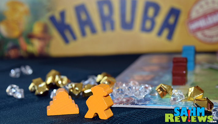 Karuba, by HABA, is a well-balance, fun strategy game. - SahmReviews.com