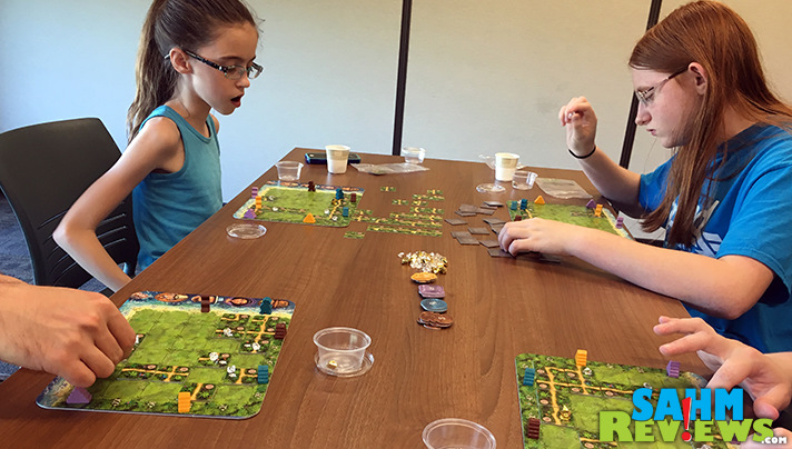 HABA's new strategy game, Karuba, deserves accolades as a well-balanced, enjoyable strategic game. - SahmReviews.com