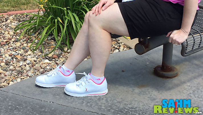 Lugz is known for their boots, but they also offer a variety of casual footwear including Court Classics and Oxford sneakers. - SahmReviews.com