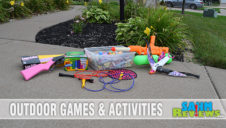 10 Outdoor Games and Activities Ideas