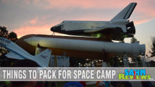 5 Things to Pack for Space Camp