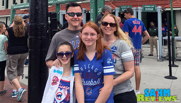 Show your team spirit when visiting Wrigley Field. Pick up shirts at your local retailer or online. - SahmReviews.com