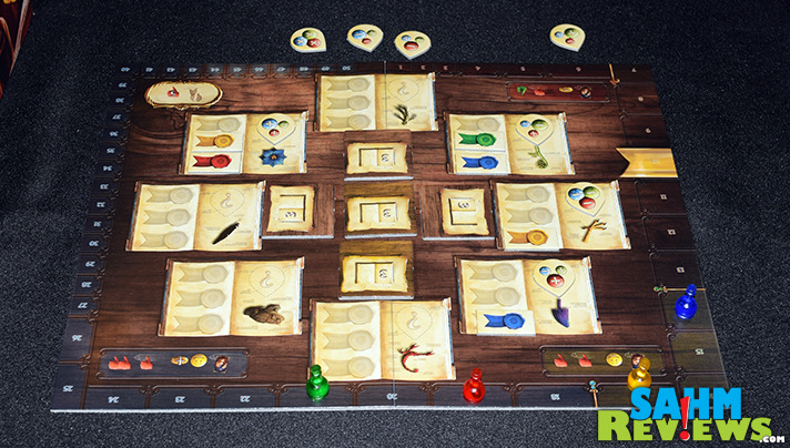 If you can deduce the alchemical combinations, publish papers on your theories in Alchemists game by CGE. - SahmReviews.com