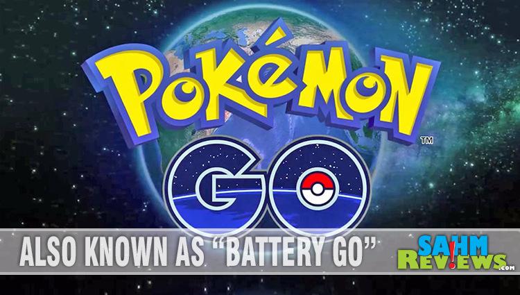 Best Portable Batteries for Pokemon Go