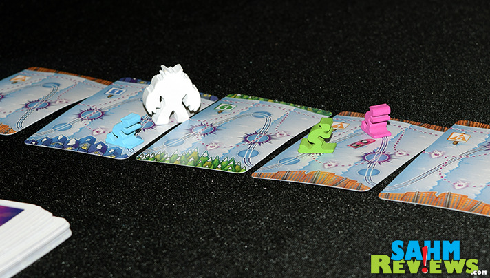 Geekway was about seeing old friends and making new ones. We were happy to discover Green Couch Games and their fantastic line of small-box card games! - SahmReviews.com