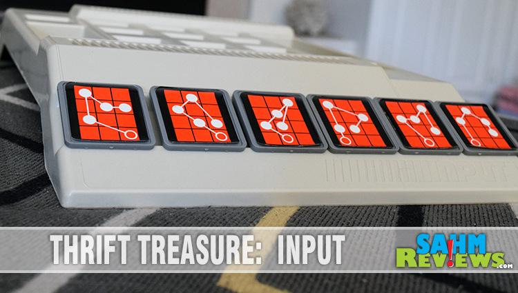 Thrift Treasure: Input