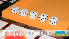 Thrift Treasure: Showdown Yahtzee