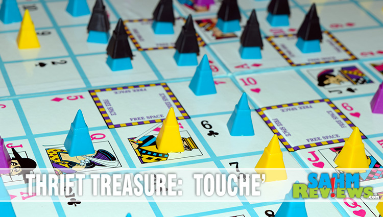 Thrift Treasure: Touché
