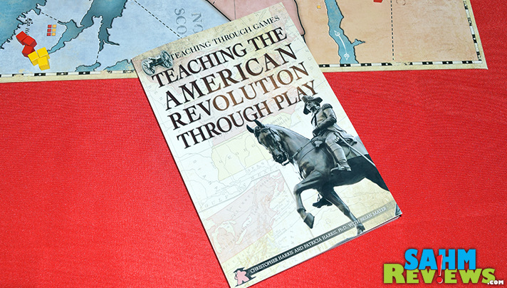 Kudos to Academy Games for creating a teacher's guide for their history-themed games. These lessons for 1775 - Rebellion should be in every classroom! - SahmReviews.com