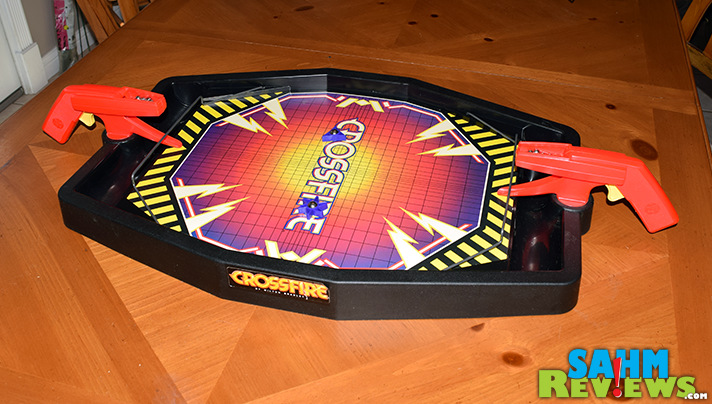 This week we found the 80's superhit, Crossfire, at our local Goodwill. It didn't matter the price, I had to have it to relive my youth! - SahmReviews.com