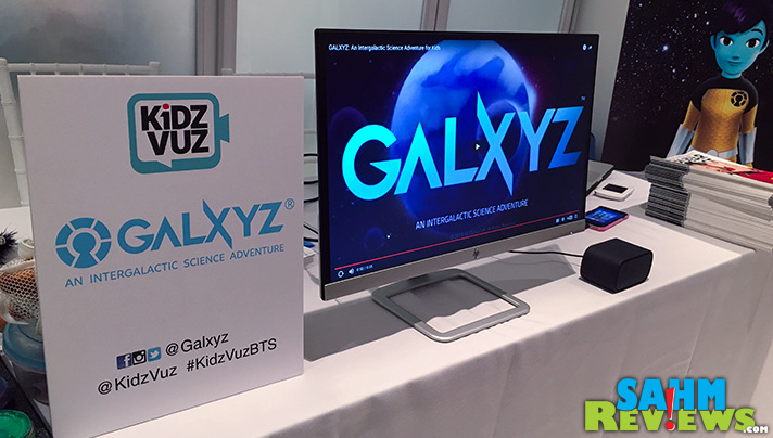 Galxyz caught the attention of Popular Science. - SahmReviews.com