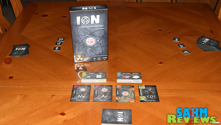 Don't you wish you could play games and learn at the same time? We did just that for our kids' science lessons with Ion by Genius Games! - SahmReviews.com