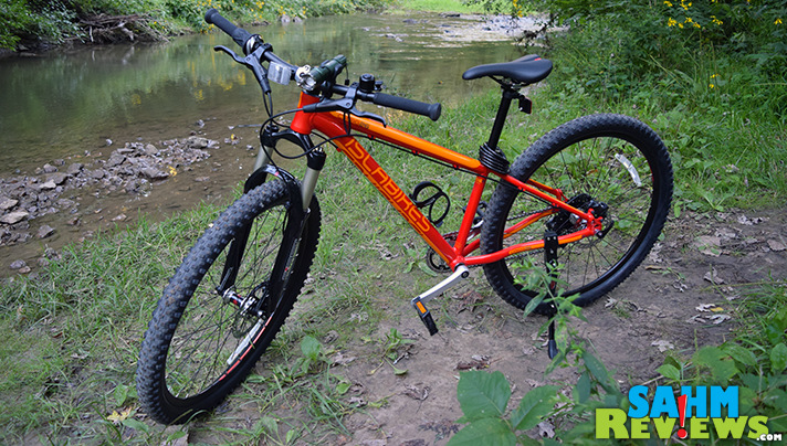 Islabikes Creig 26 is great for getting off the main path and discovering new things. - SahmReviews.com