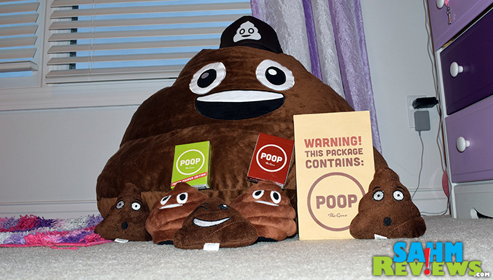 Poop The Game gives new meaning to potty talk. - SahmReviews.com