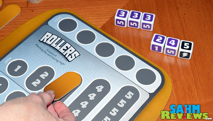 Our first feature of many-to-come Target exclusive games coming out this year. Rollers by USAopoly is our first preview - be sure to watch for more! - SahmReviews.com