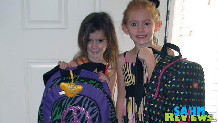 First day of school so long ago. They grow up so fast! - SahmReviews.com