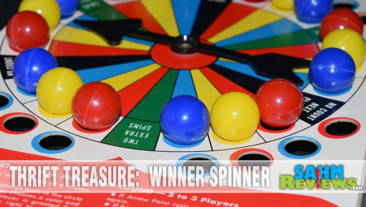Thrift Treasure: Winner Spinner