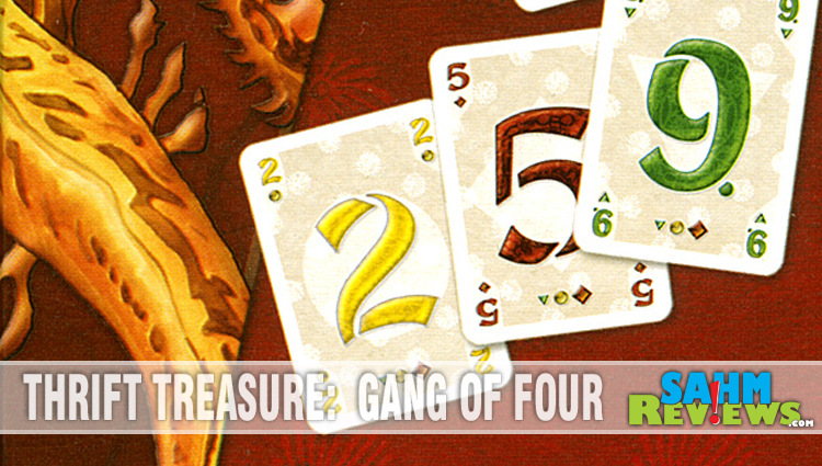 Thrift Treasure: Gang of Four