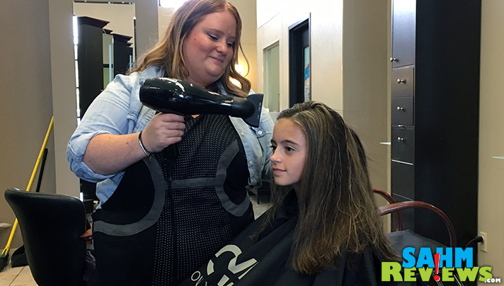 Kids like gifts of experiences (like a salon visit) they might not otherwise have. - SahmReviews.com