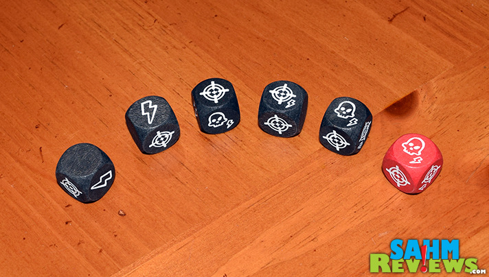 In Hit Z Road, custom dice determine whether you survive or not. - SahmReviews.com