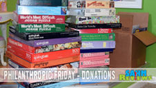 Philanthropic Friday: Unclutter for Good