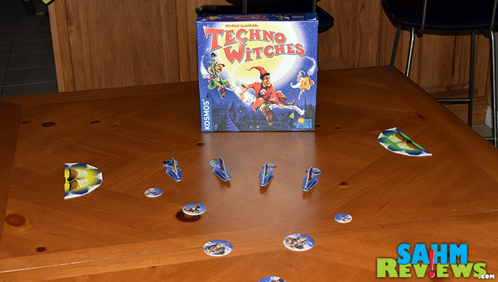 Programming games are something that should be in every game library. We found this copy of Techno Witches by Rio Grande Games & Kosmos Games at Savers! - SahmReviews.com