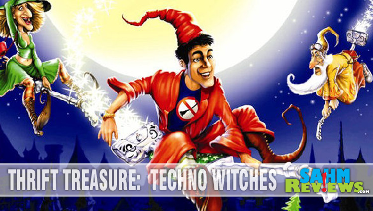 Thrift Treasure: Techno Witches