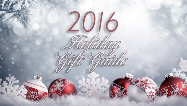 2016 Gift Guide: Home & Electronics