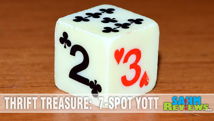 Thrift Treasure: 7-Spot YOTT