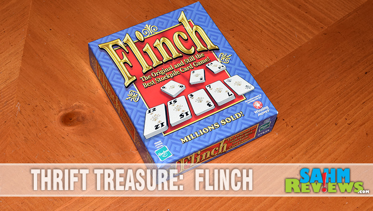 Thrift Treasure: Flinch