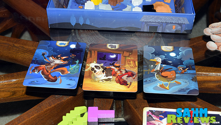 Master Fox by iello Games was just the solution for a fun, brainless game that brought lots of giggles and smiles to our game night. Read more to see why! - SahmReviews.com