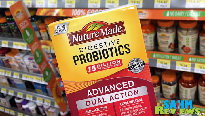 Nature Made Probiotics are available at Walmart. - SahmReviews.com
