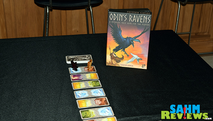 From a long line of military books to modern card and board games, Osprey Games might be the new kids, but their background makes them the experts! - SahmReviews.com