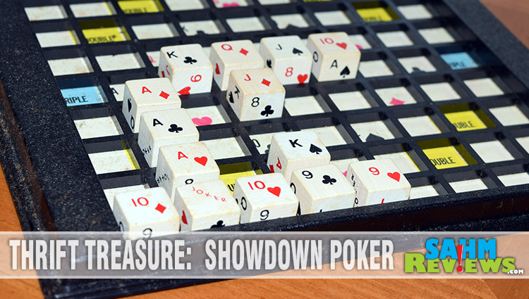 Thrift Treasure: Showdown Poker