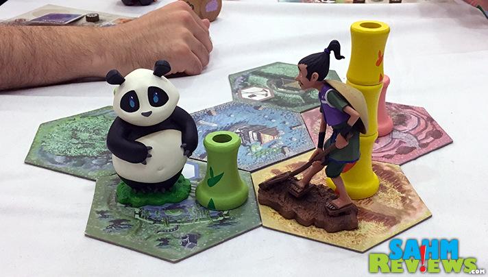 Experience Japan through Japanese-themed games such as Takenoko. - SahmReviews.com